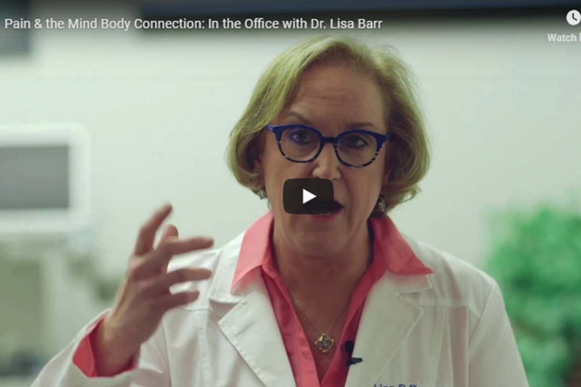 Lisa Barr MD, Mind Body Connection | Barr Center