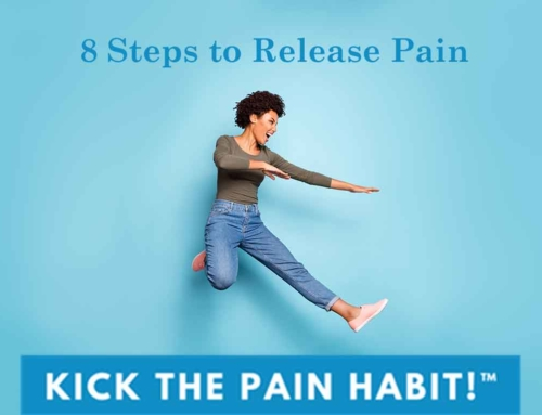 8 Steps to Release Pain